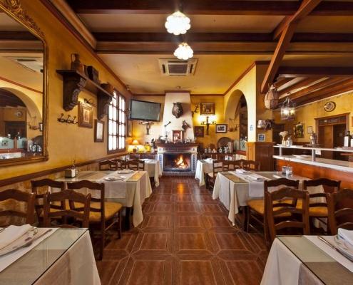 Restaurante Mesón en Lucena