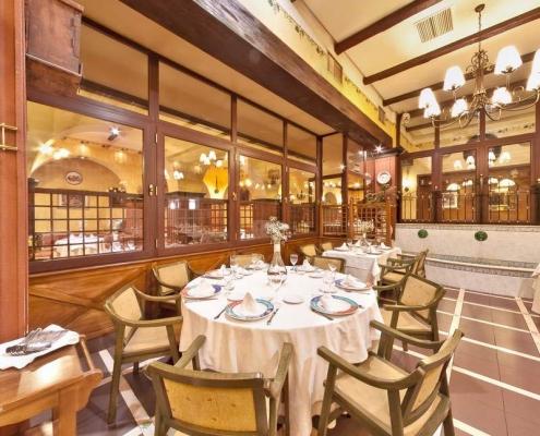 Restaurante en Lucena