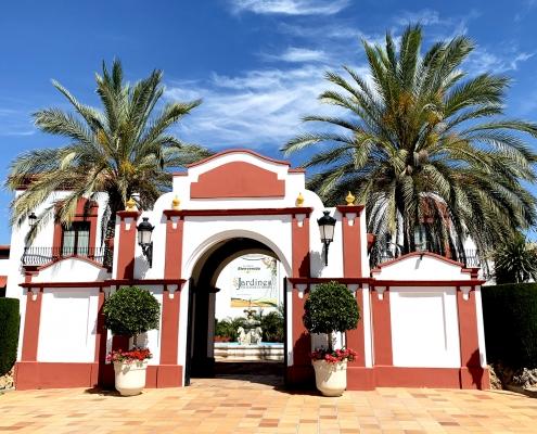 salón de bodas en Lucena