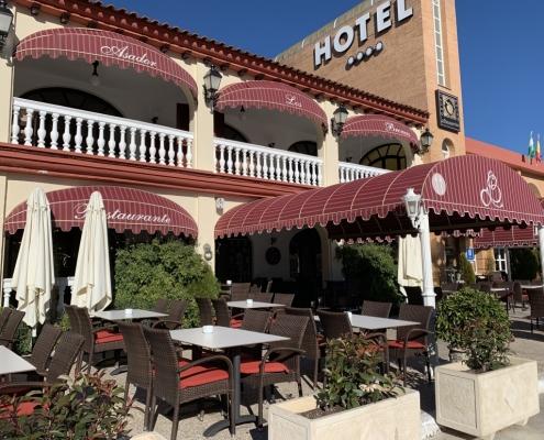 hotel en Lucena